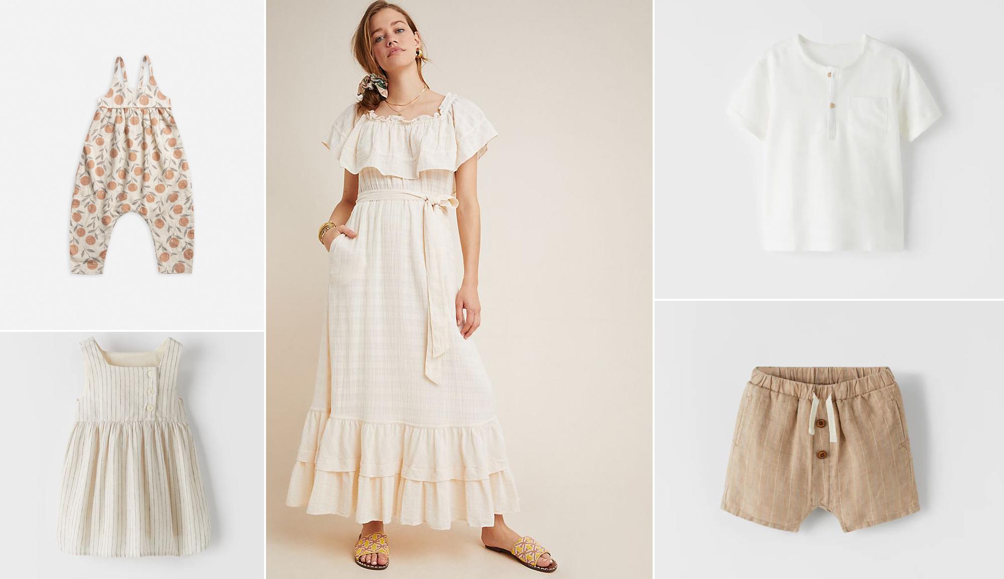 July Wardrobe Inspiration