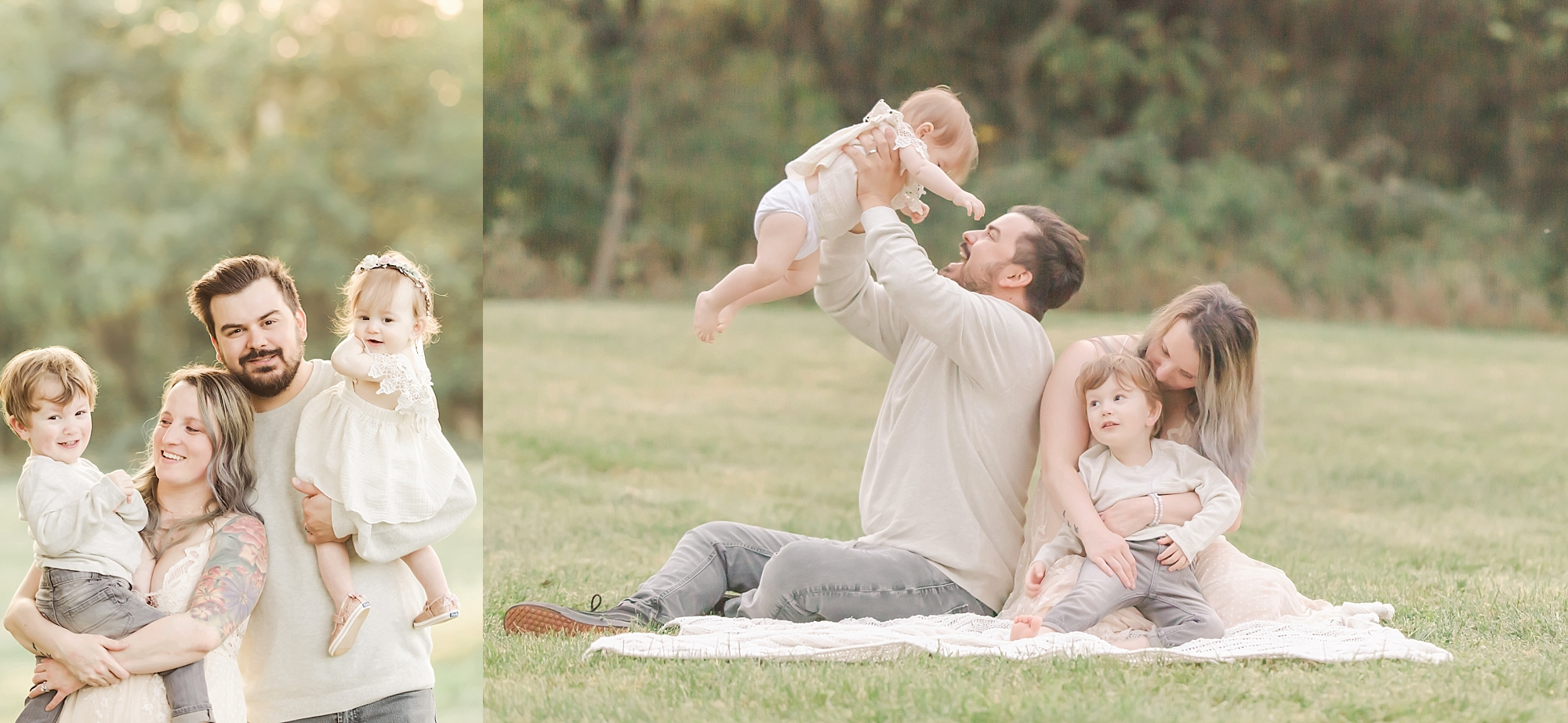 Pittsburgh Area Family Photography