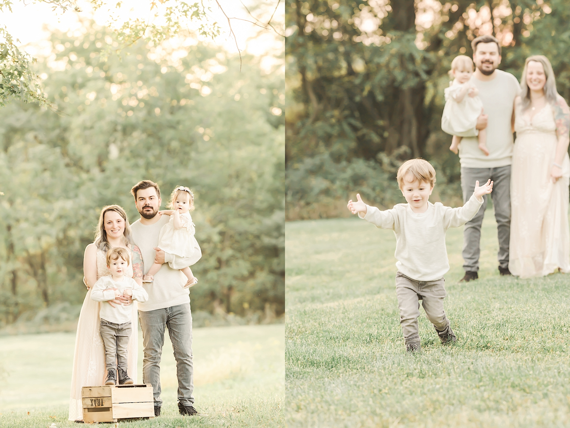 Pittsburgh Area Family Photographer