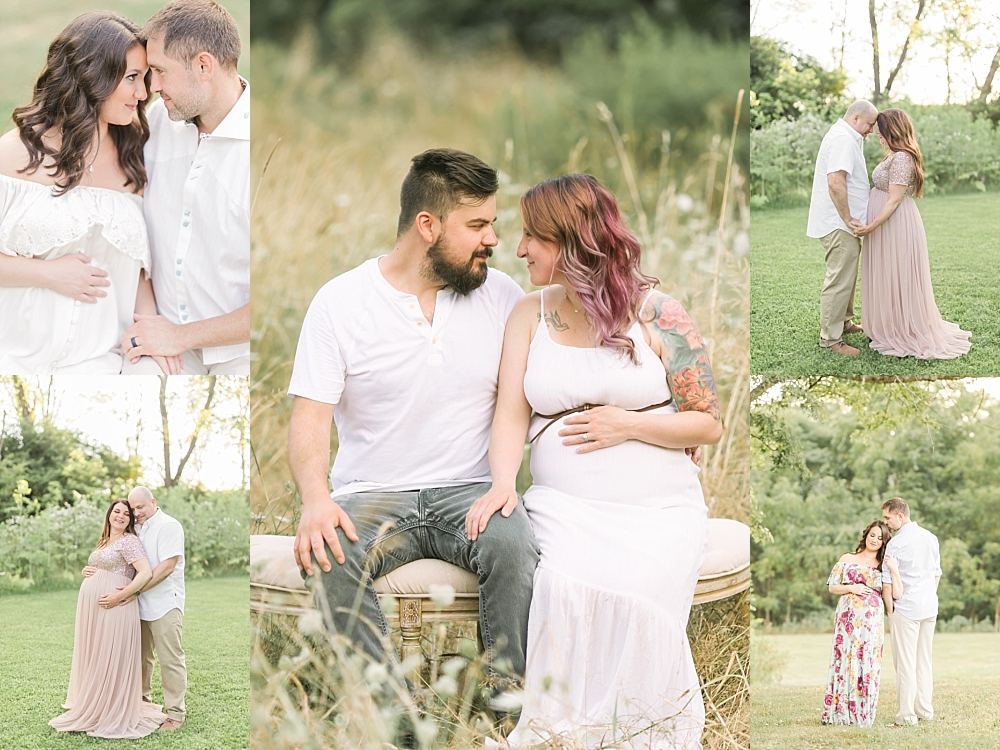 Pittsburgh Couples Maternity Photography