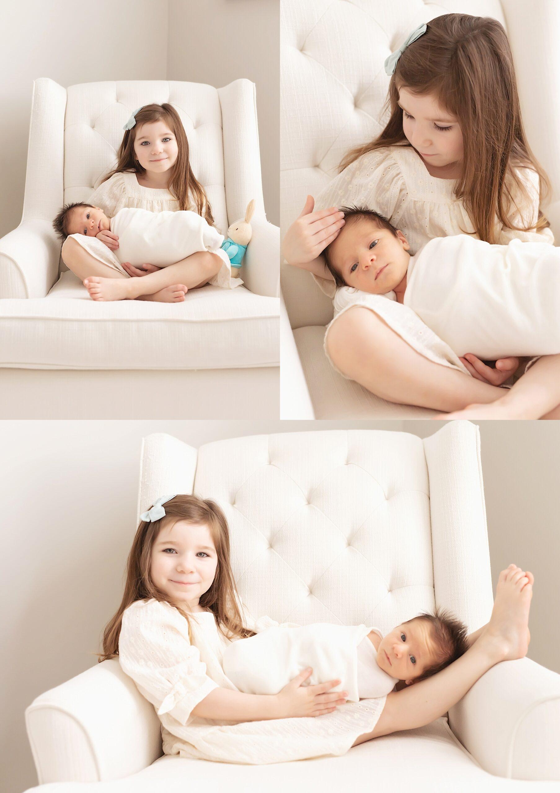 Pittsburgh Newborn Lifestyle Photographer