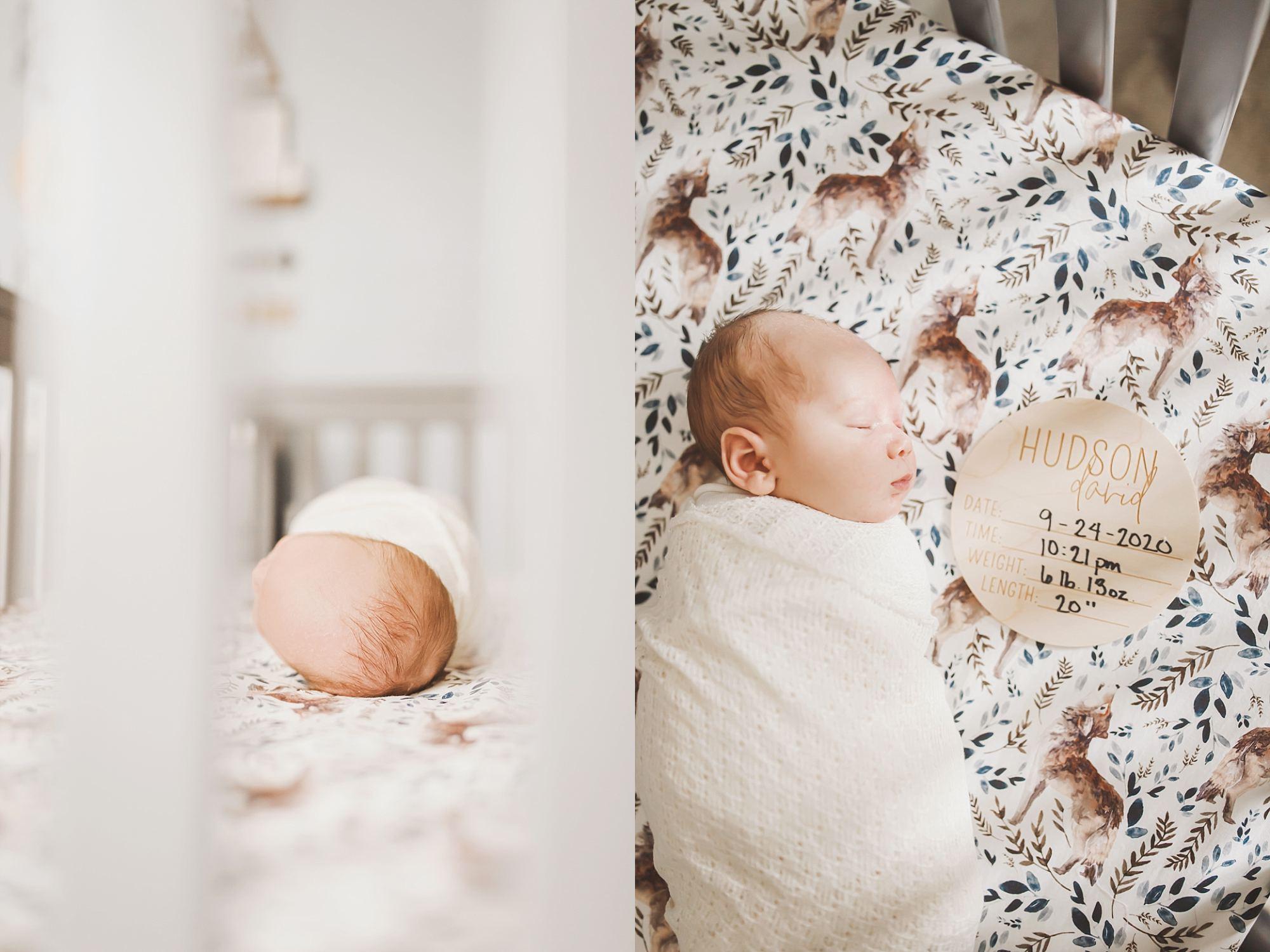 Newborn lifestyle session Pittsburgh