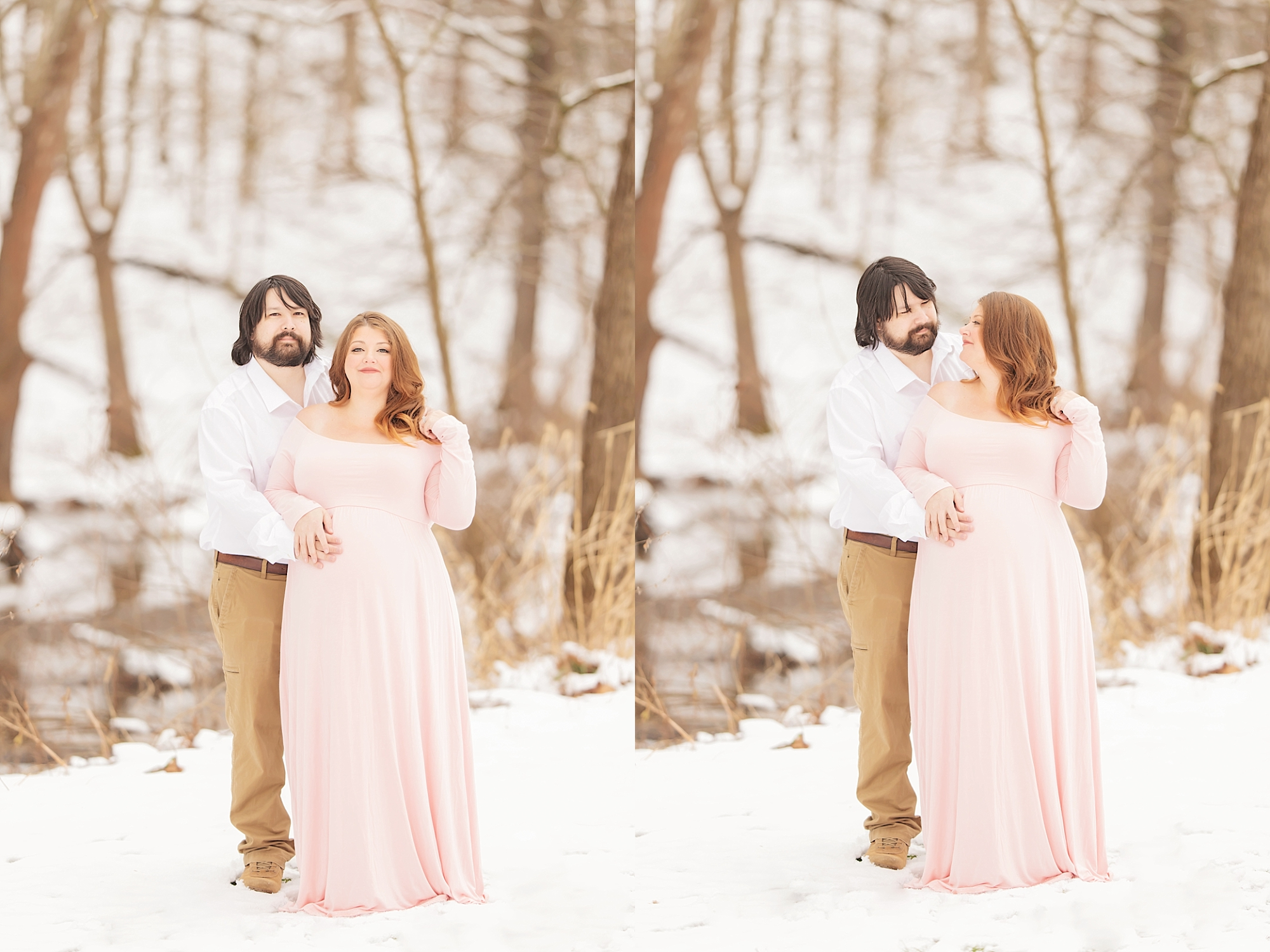 Pittsburgh Couples Maternity Photo Session