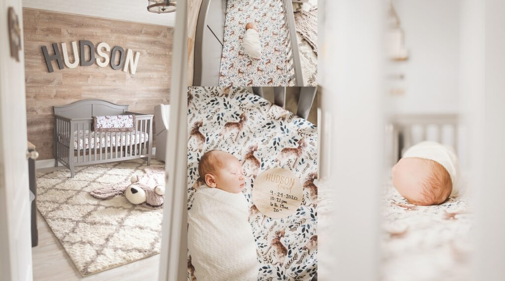 Pittsburgh Newborn Lifestyle Session