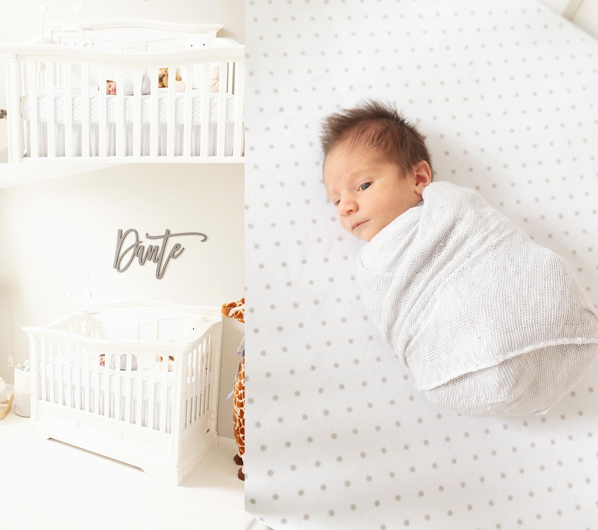 Pittsburgh PA Newborn Lifestyle Session