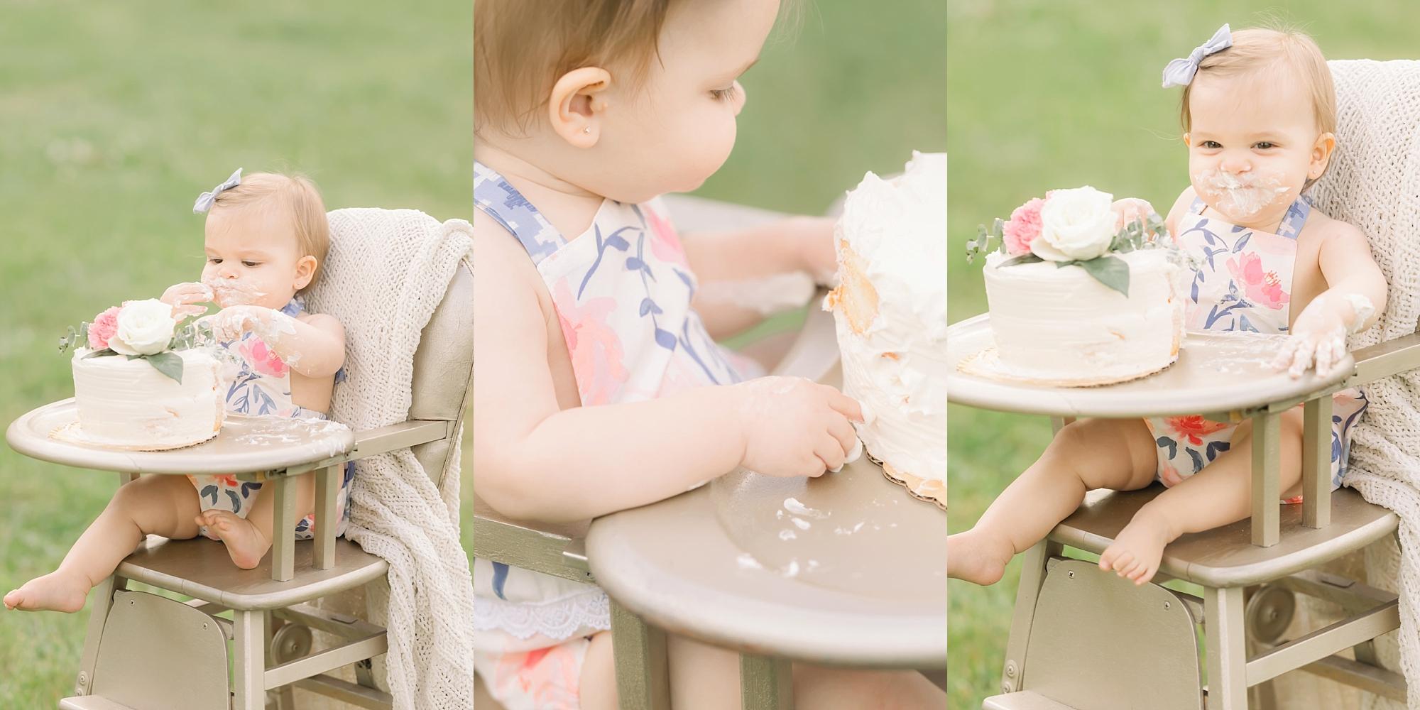 Cake Smash photo session
