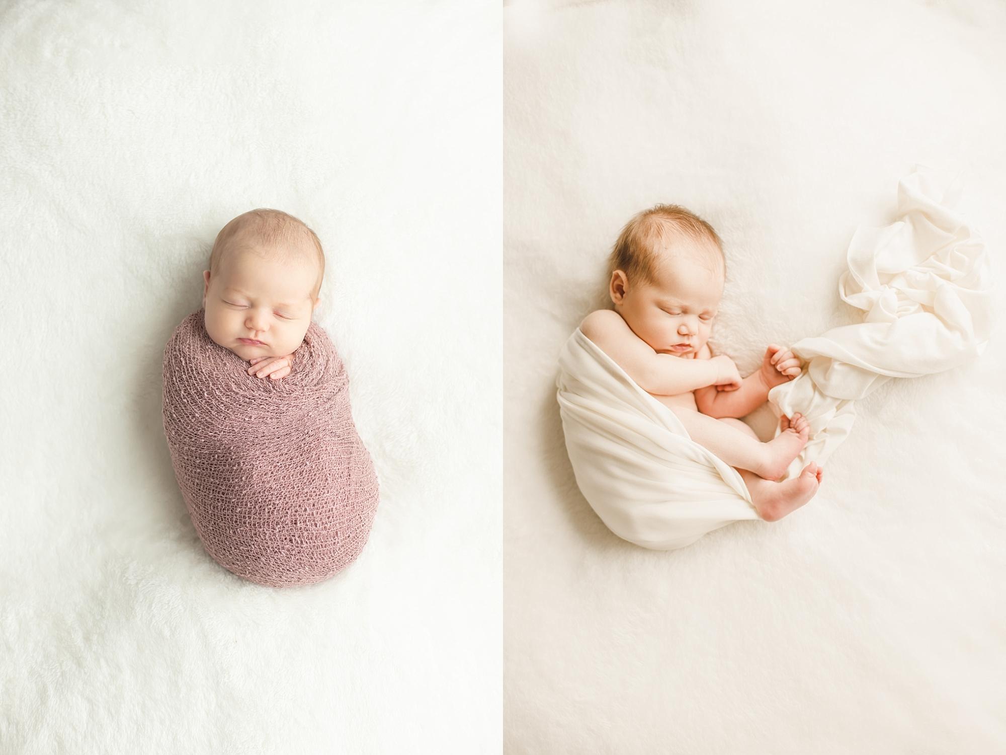 Pittsburgh newborn photography studio