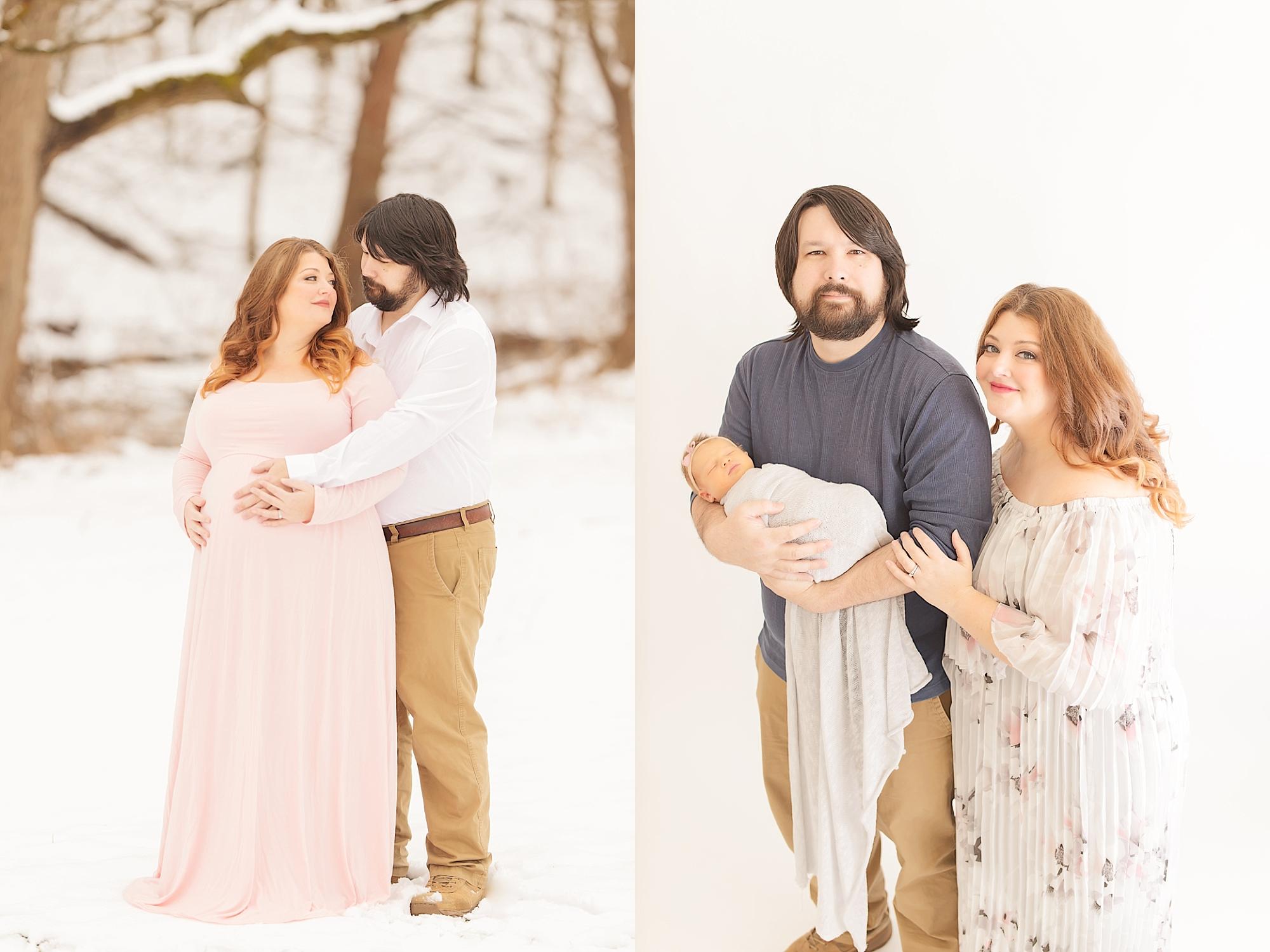 Pittsburgh Newborn and Maternity Photographer