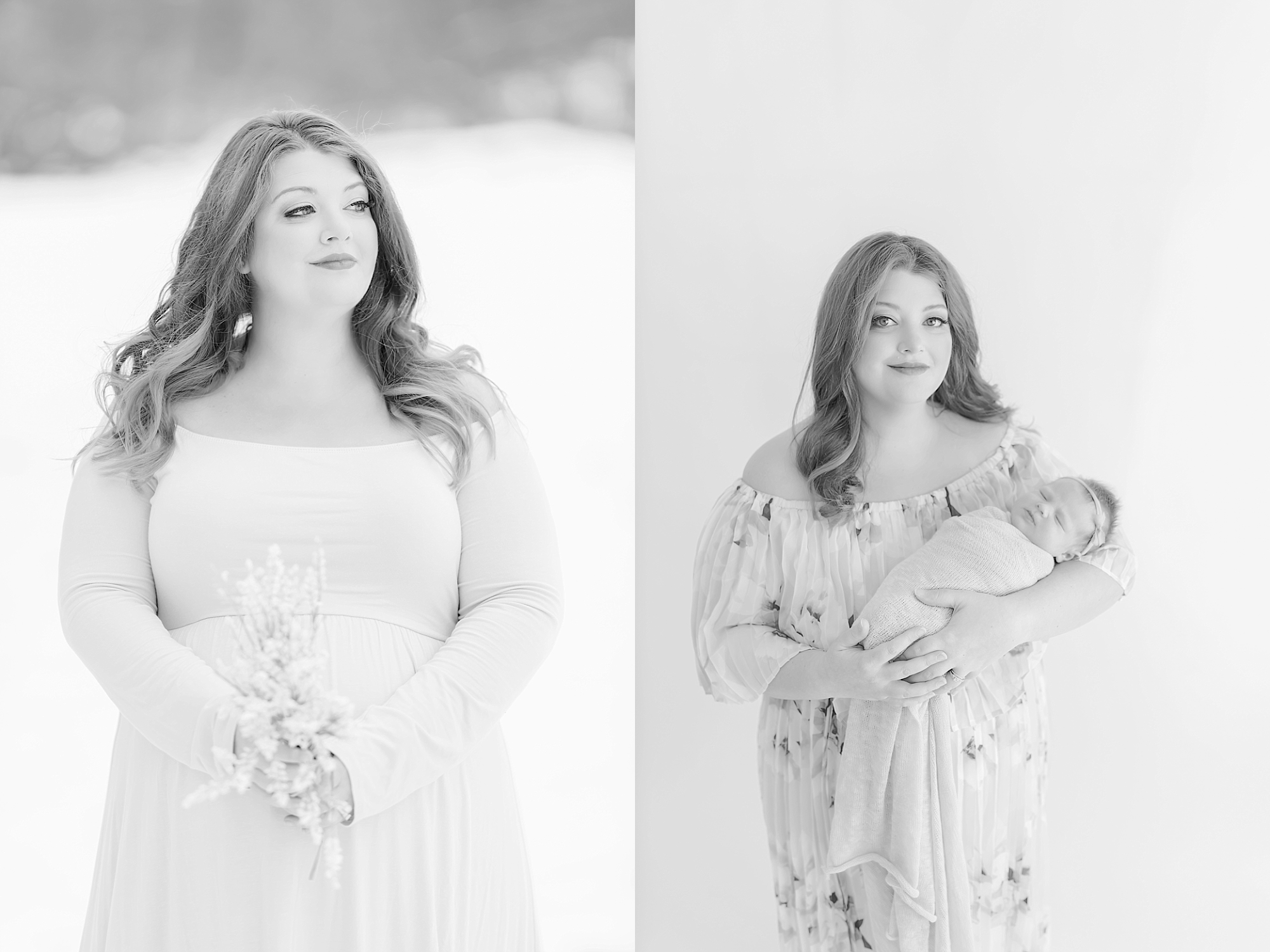 Pittsburgh PA Newborn and Maternity Photography