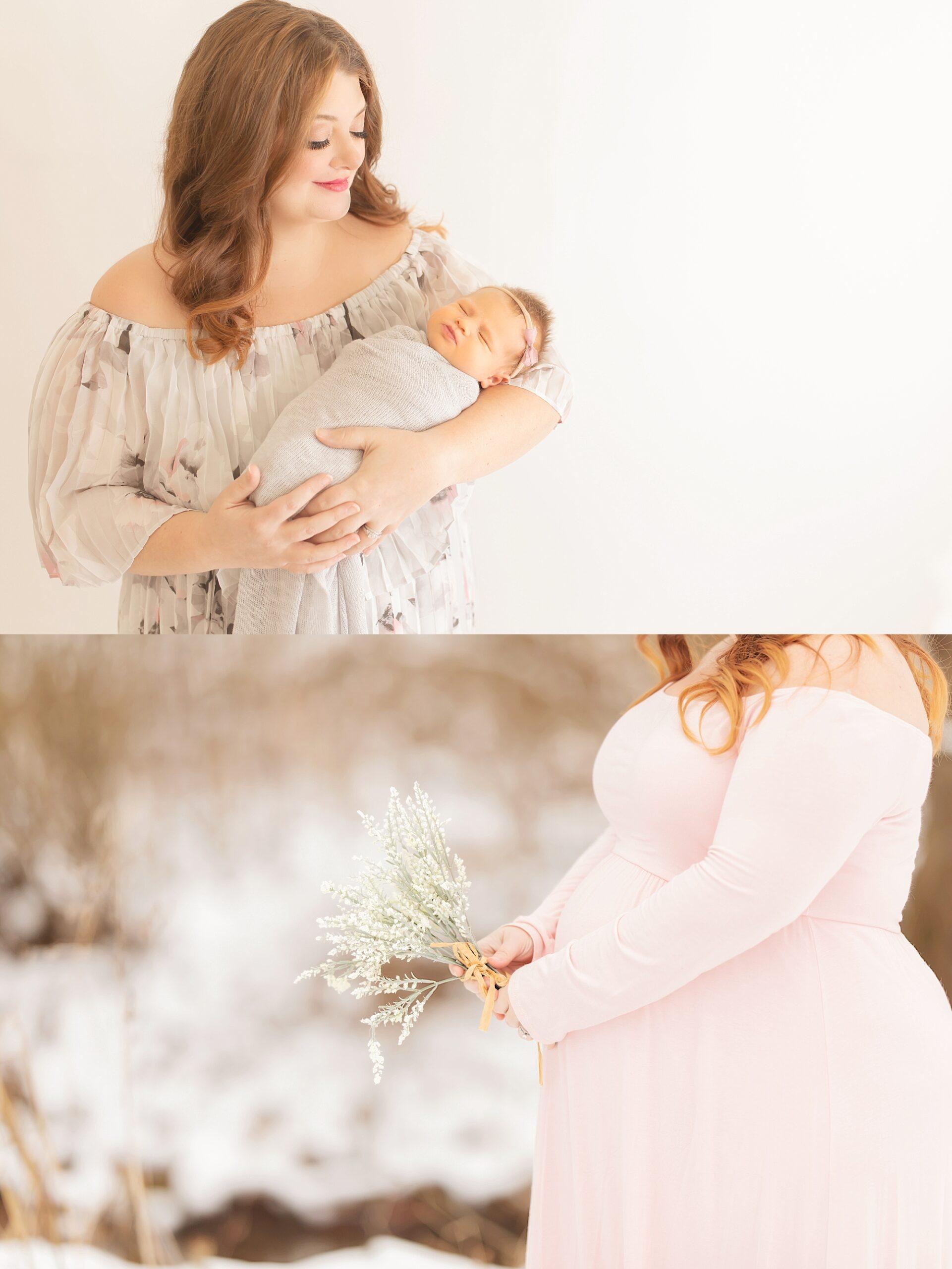 Sewickley Newborn photographer